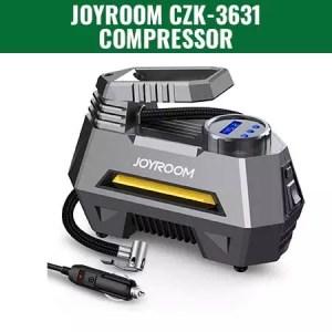 JOYROOM CZK-3631 Portable Air Compressor Tire Inflator