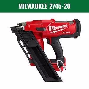Milwaukee 2745-20 Framing Nailer