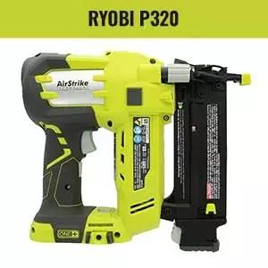 Ryobi P320 and P128 Brad Nailer