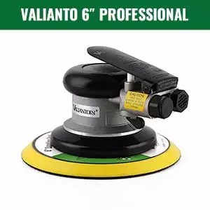 Valianto Professional Air Random Orbital Palm Sander