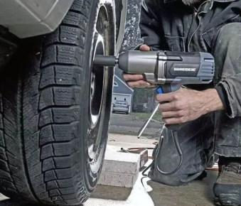 impact wrench uses