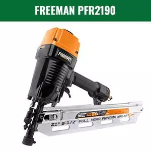 Freeman PFR2190 Framing Nailer