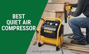 Best Quiet Air Compressor