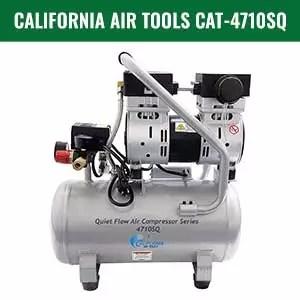 California Air Tools CAT-4710SQ Quiet Compressor