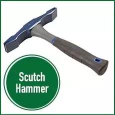 scutch hammer