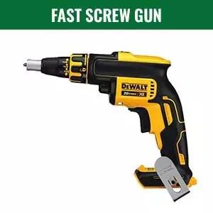 Fast Screw Gun