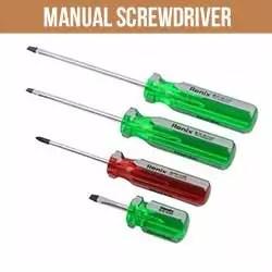Manual Screwdrivers
