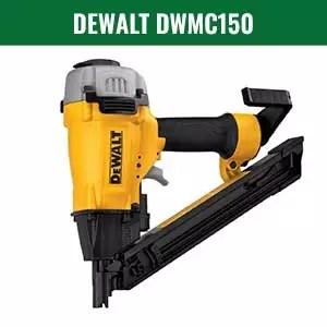 DEWALT DWMC150 Metal Connector Nailer
