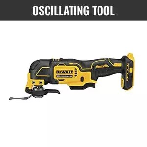 Oscillating Tool