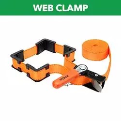 Web Clamps