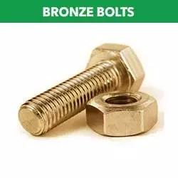 bronze bolts