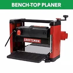 Bench-Top Planer