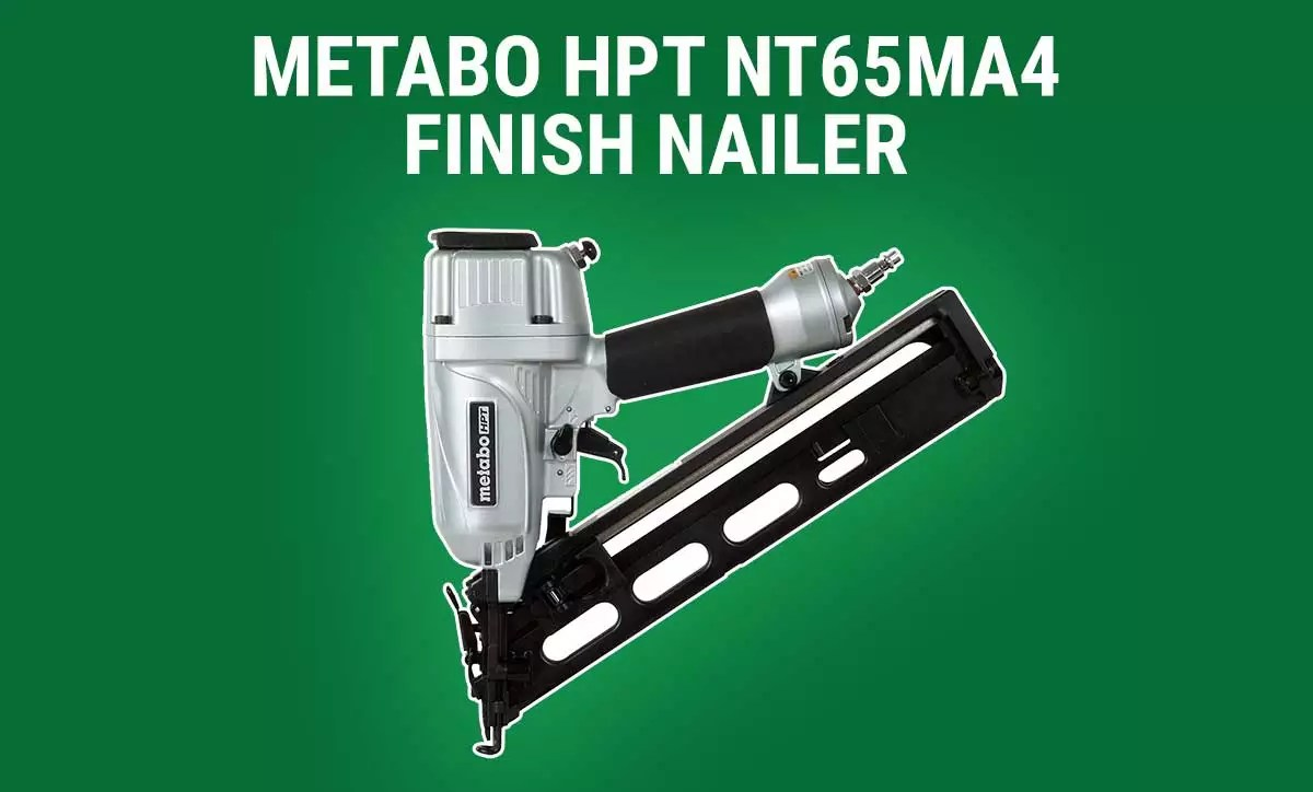 Metabo HPT NT65MA4 Review