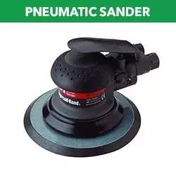 Pneumatic Sander