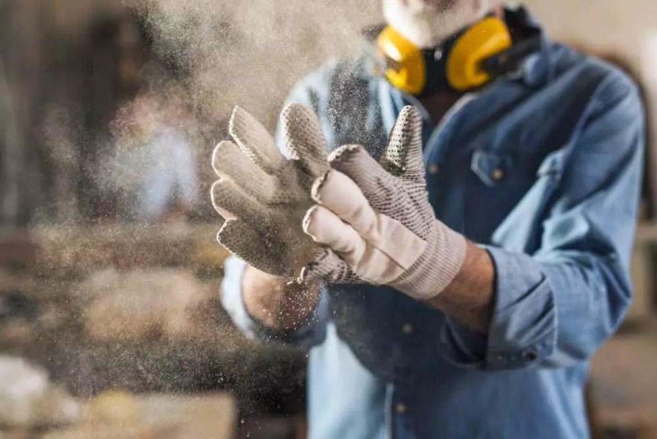 Anti-Vibration Gloves