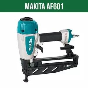 Makita AF601 Straight Finish Nailer