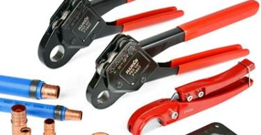 Which Pex crimping tool is best