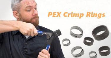 Best PEX Crimp Rings