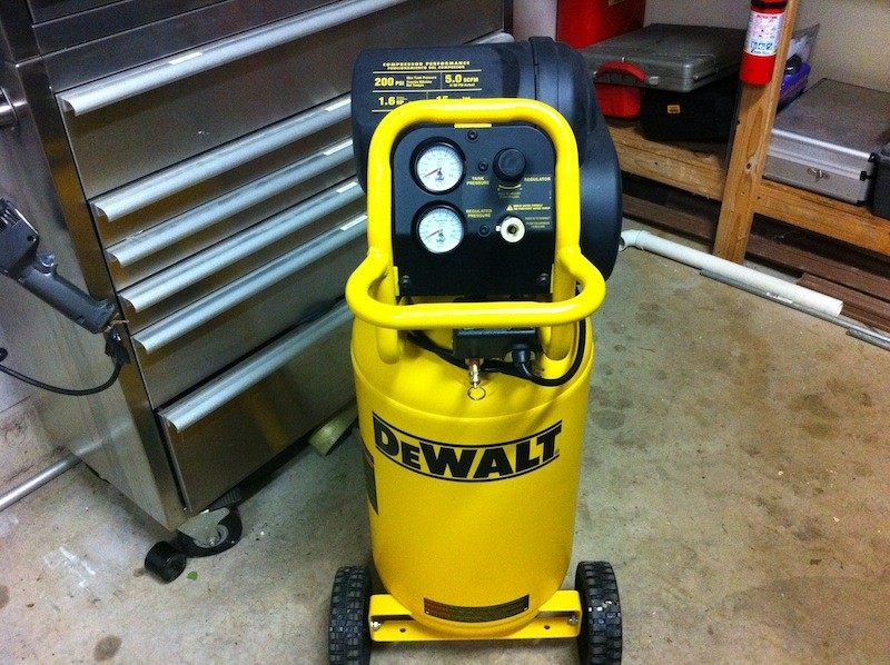 Dewalt Compressor Problems