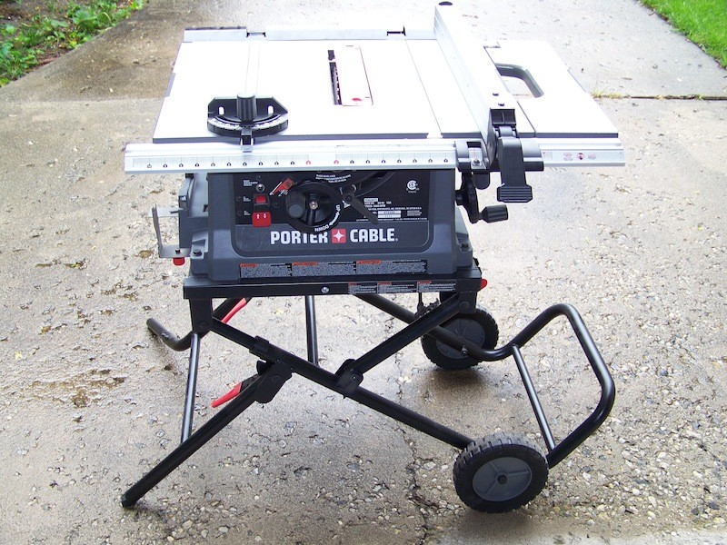 Porter Cable Table Saw Pcb220ts
