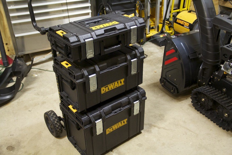 Dewalt Tough System Cart
