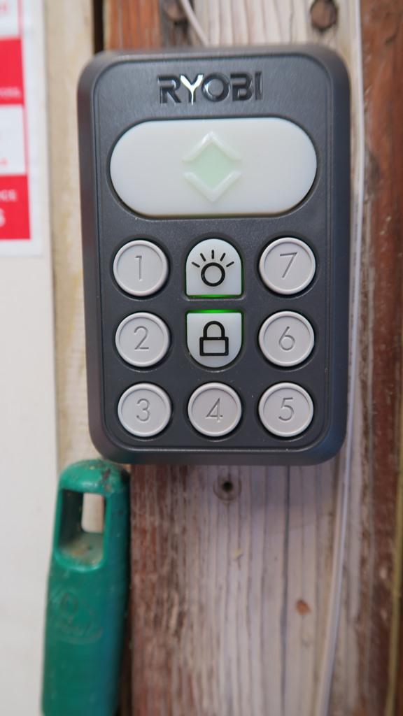 Ryobi Garage Door Opener Review Tools In Action