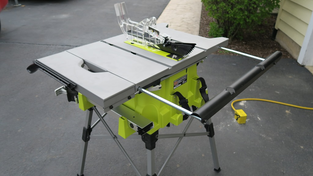 Ryobi Table Saw Guide