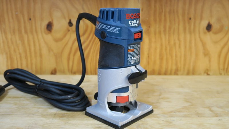 Bosch Palm Router Review