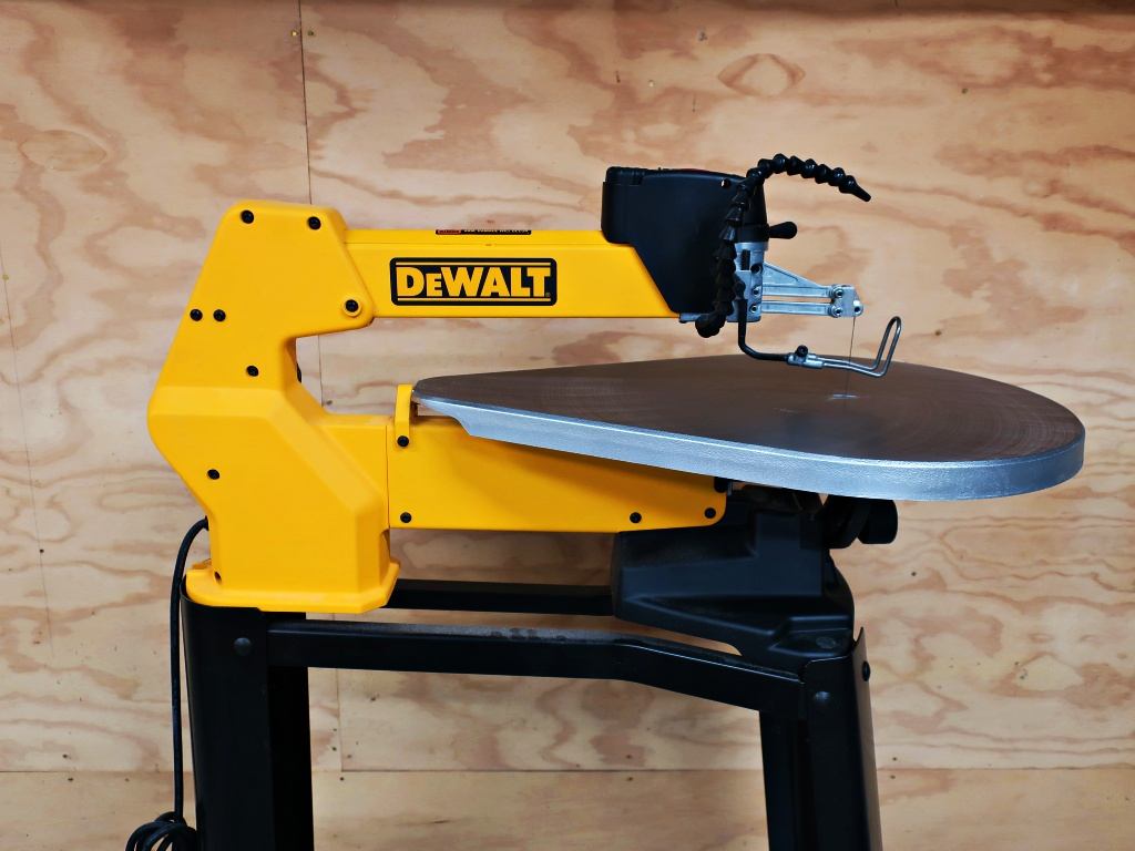 Scroll Saw Stand Woodworking Plans