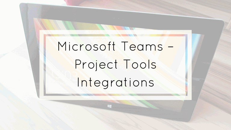 microsoft teams project tools integrations