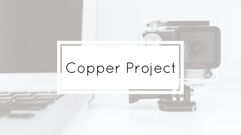 copper project Portfolio