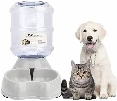 meleg otthon Pet Water Feeder Dispenser and Waterer