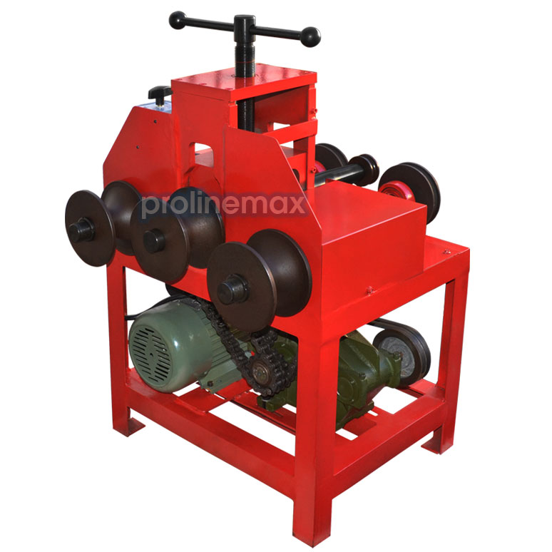 Electric Tube Pipe Bender Roller Round