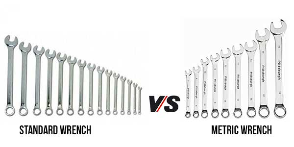 Standard Vs. Metric Wrench: Know The Difference with VIDEO