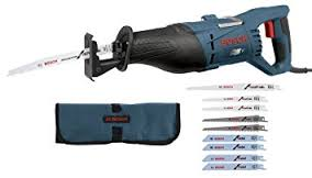 Bosch RS7 + RAP10PK 1-1-8-Inch 11-Amp Reciprocating Saw
