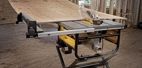 Best jobsite table saw review and buying guide 2018 best jobsite table saw greentooth Images