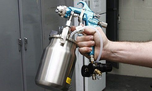 Advantages of Each Type of Paint Sprayer
