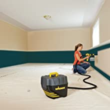 paint sprayer for interior walls