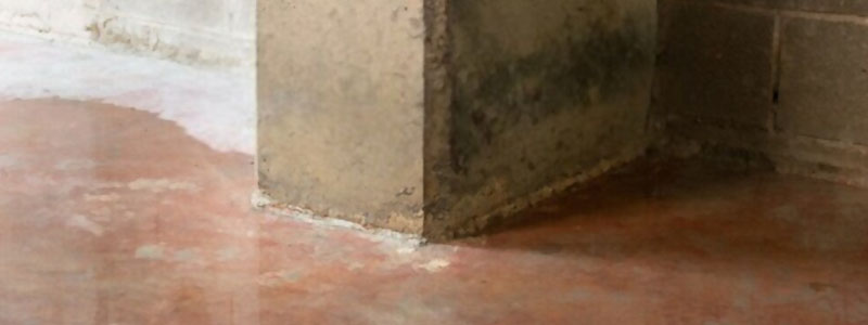how to fix bad concrete stain job