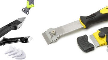 best caulk removal tool