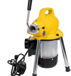 steel dragon tools k50 drain cleaning machine fits ridgid snake sewer c8 cable 2 2 of 12  [ 1323 x 1600 Pixel ]