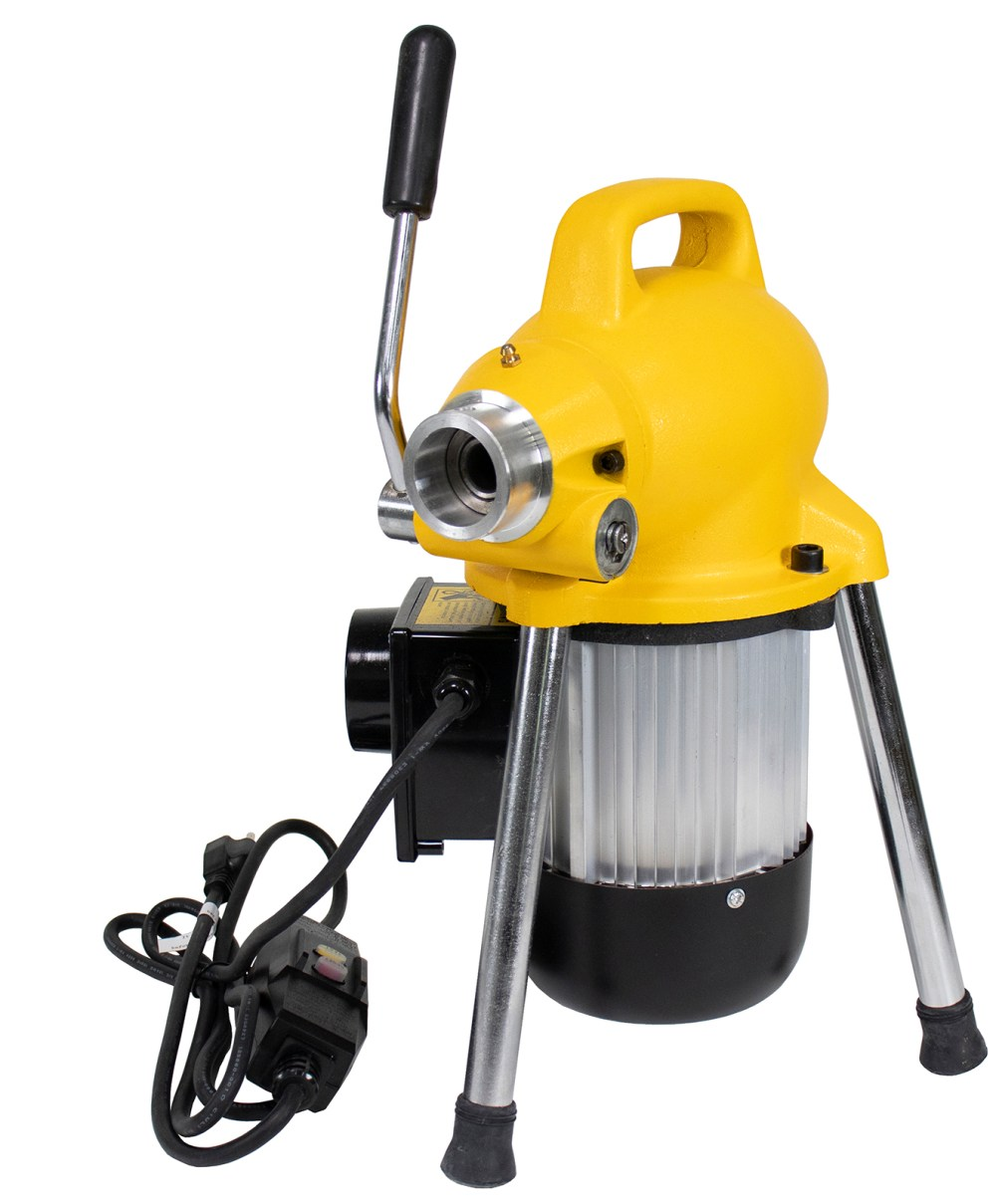 medium resolution of steel dragon tools k50 drain cleaning machine fits ridgid snake sewer c8 cable 2 2 of 12