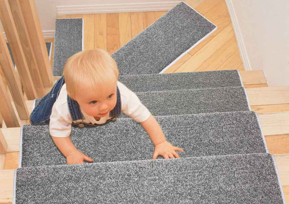 Top 11 Best Stair Treads 2020 Toolzview | Gloria Rug Stair Treads | Mats | Area Rug | Stair Runners | Rubber Backing | Skid Resistant