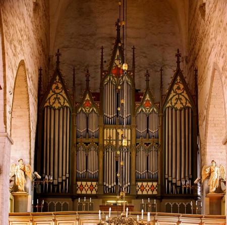 Toomkiriku Ladegasti-Saueri orel