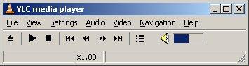 VLC media player 0.8.6