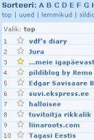Blog.tr.ee TOP