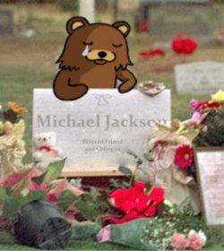 Michael Jacksoni haud