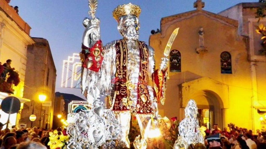 Festa di San Bartolomeo a Lipari