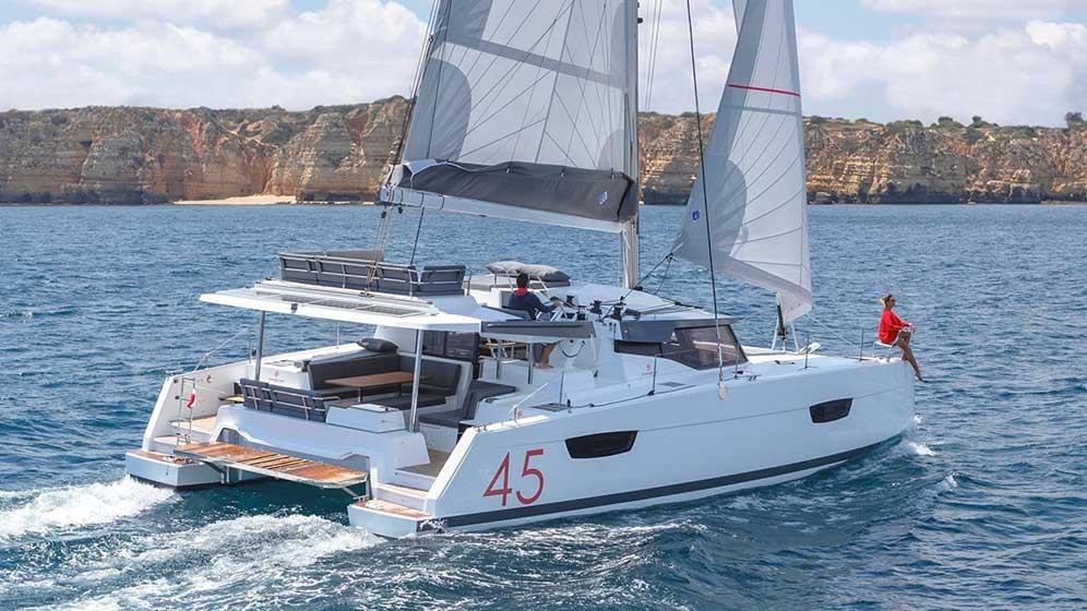 Elba 45 - visuale