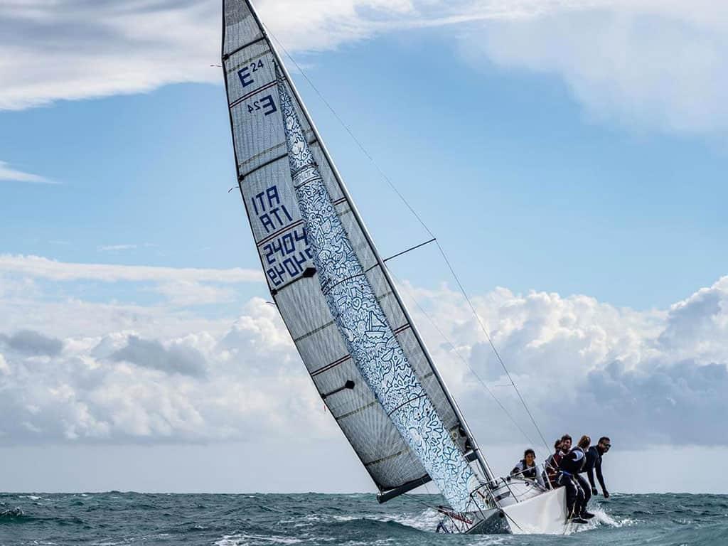 Fra - Toomulti sailing